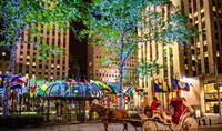 Předvánoční NEW YORK