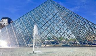 Paříž Mon Amour - letecky