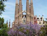 Barcelona letecky