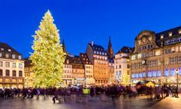 Adventní Štrasburk a Stuttgart