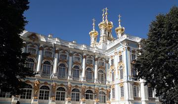 Petrohrad od A do Z