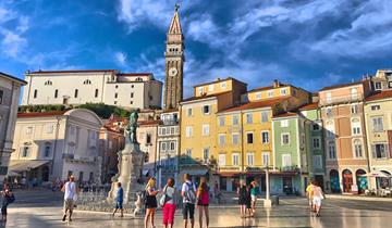 Slovinsko od A do Z