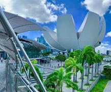 SINGAPUR a KUALA LUMPUR