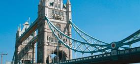 Londýn a okruh střední Anglií