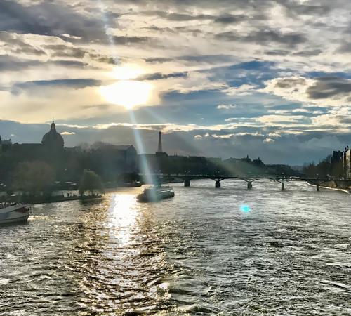 Romantická Paříž a Versailles
