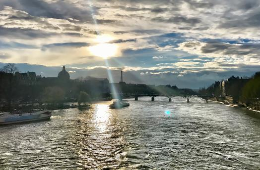 Romantická Paříž a Versailles **