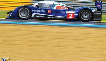 24 hodin v Le Mans