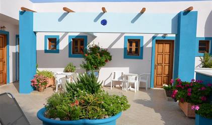 Apartmány Theodora