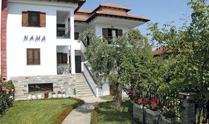 Apartmány Nama