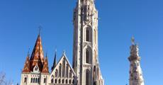 Adventní Budapešť a termální lázně