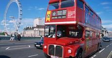 Anglie - Londýn - letecky z Brna