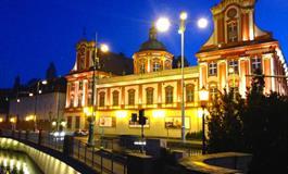 Wroclaw (Vratislav) a pohádkový advent