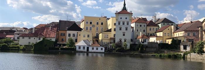Jaderná elektrárna TEMELÍN a Jindřichův Hradec