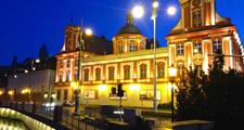 Vratislav (Wroclaw) - město sta mostů a věží