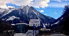 Rakousko - KAPRUN - Zell am See - denní přejezd