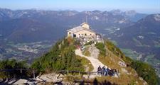 Hitlerovo Orlí hnízdo, Berchtesgaden a jezero Königsee