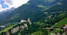 Rozkvetlé Dolomity a Lago di Garda