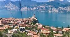 Lago di Garda a západní Dolomity