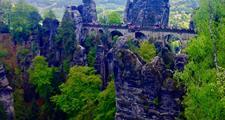 Českosaské Švýcarsko plné pohádek, skal a vyhlídek