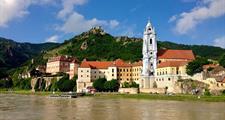 Kittenbergerovy zahrady a plavba lodí po Dunaji údolím Wachau