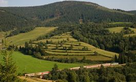Slovenský ráj - železniční unikáty a jeskyně