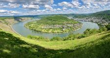 Romantický Rýn, Lucembursko a vinice Mosely