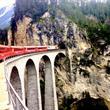 Alpy 5 zemí a Bernina Express ***