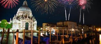 Silvestr v Benátkách