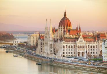 Romantická Budapešť