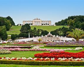 ZOO Vídeň + Schönbrunn