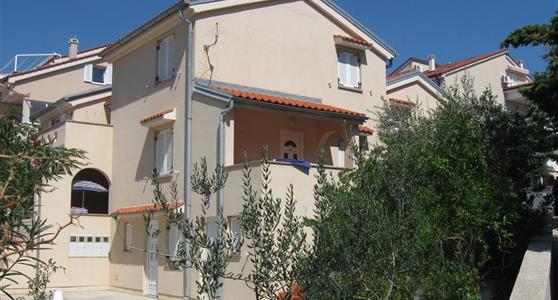 Apartmány Franjo