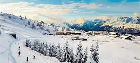 Hotel Augustus - 5denní lyžařský balíček se skipasem a dopravou v ceně