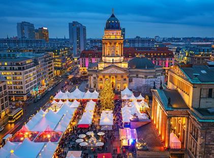 Adventní Berlín