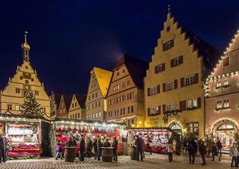 Adventní Rothenburg