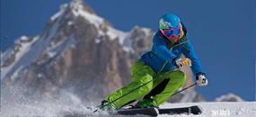 Hotely Falcade - různé hotely - 5denní lyžařský balíček se skipasem a dopravou v ceně