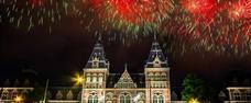 Silvestr v Amsterdamu