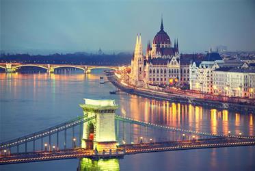 Romantická Budapešť 2018