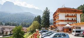 Hotel Sancamillo - Marilleva/Folgarida – 5denní lyžařský balíček. Dítě do 6,99 let za cenu dopravy