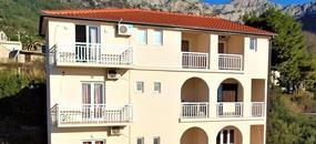 Villa Tina - pokoje s polopenzí