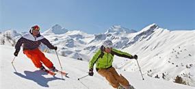 Hotely Bormio - různé hotely - 5denní lyžařský balíček se skipasem a dopravou v ceně