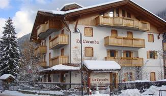 Residence La Locanda se snídaní