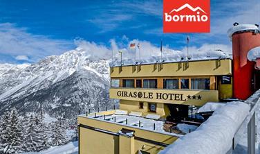Hotel Girasole - 5denní lyžařský balíček se skipasem a dopravou v ceně