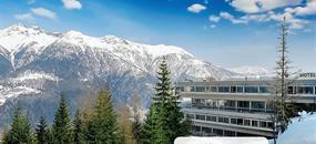 Hotel Sole Alto - 5denní lyžařský balíček se skipasem a dopravou v ceně