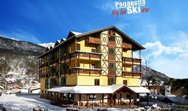 Hotel Dal Bon - 5denní lyžařský balíček se skipasem a dopravou v ceně