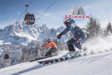 Hotel Sextner Hof - 5denní lyžařský balíček se skipasem a dopravou v ceně