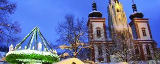 Mariazell a průvod čertů (Pražská linka)