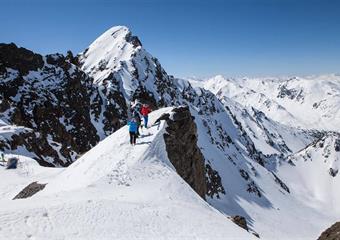 Jednodenní lyžování ledovec Kaunertal (Pražská linka)