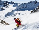 Jednodenní lyžování ledovec Pitztal