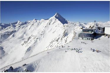 Jednodenní lyžování Sölden (Brněnská linka)
