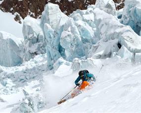 Jednodenní lyžování ledovec Kaunertal (Brněnská linka)